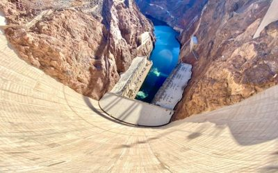 Hoover Dam's Astronomical Site