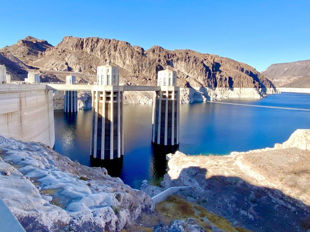 Hoover Dam Astronomy