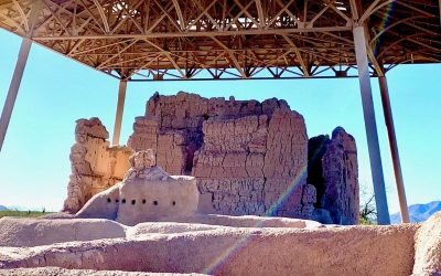 Casa Grande: A Mysterious Astronomical Structure in the Desert