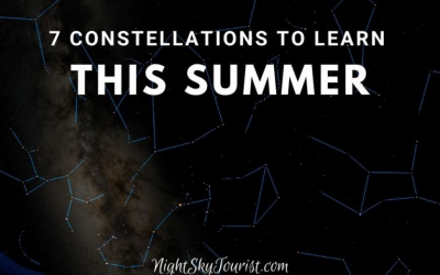 7 Constellations You Should Learn this Summer