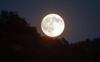 June 2021 New Moon