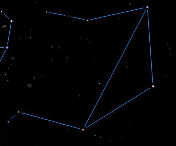 Summer Constellations: Libra