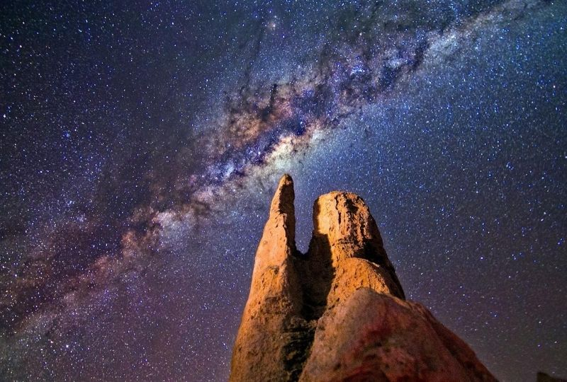 Vicky's Top 10 Night Sky Places in the American Southwest