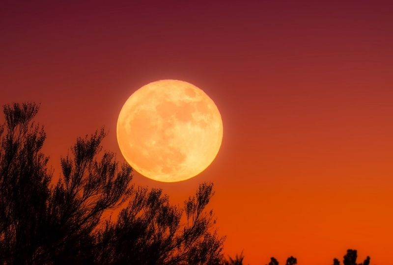 September New Moon 2021
