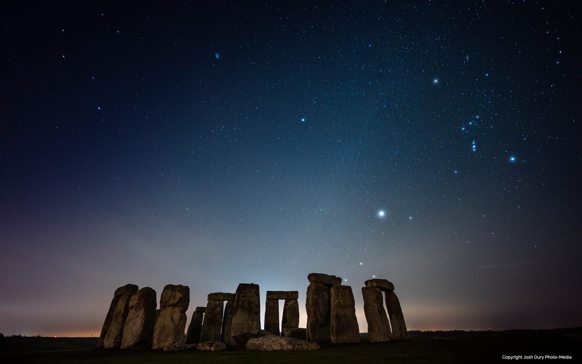 Stonehenge | Josh Dury