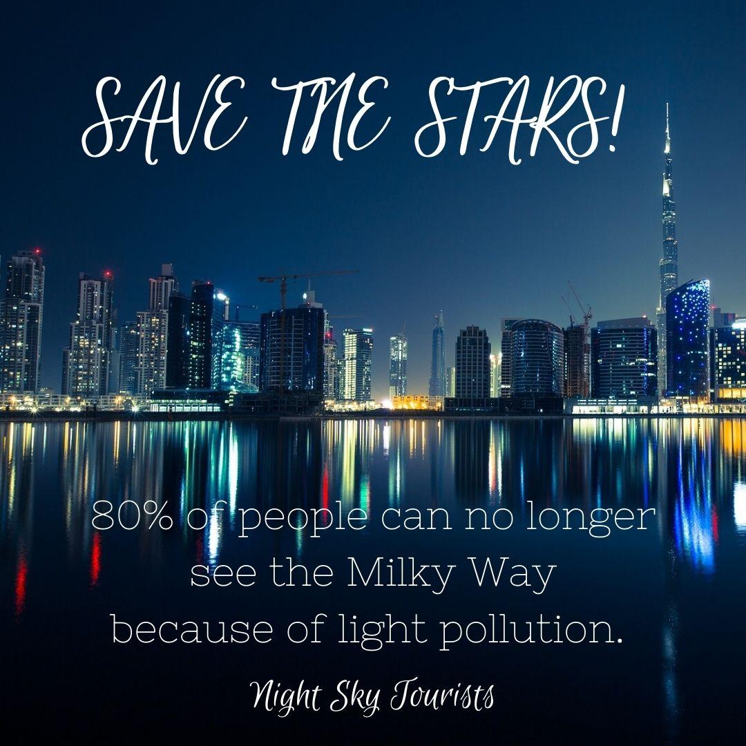 SAVE THE STARS!